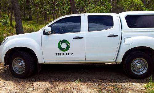 Trility-fleet-signage